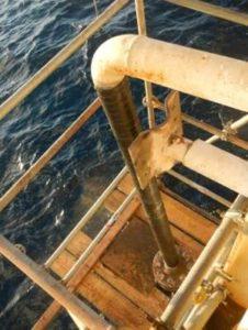 Offshore- Riser Repair Pic 1