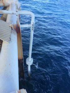 Offshore- Riser Repair Pic 2