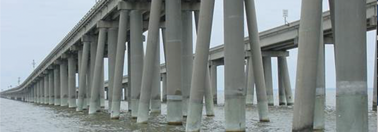 Lake Pontchartrain Causeway-Concrete Repair