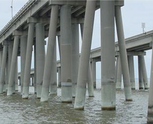 Lake Pontchartrain Causeway-Concrete Repair