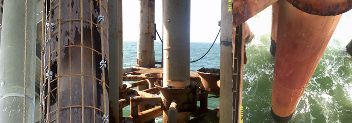 Strengthening Conductors and Well Casings Project