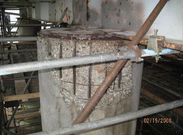 Concrete Cylinder Piling