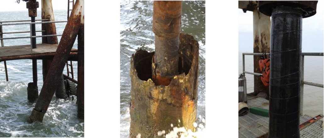 MADCON Services- Strengthening Conductors & Well Casings